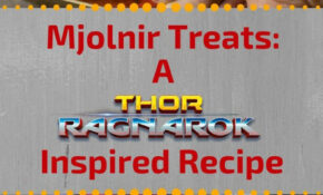 10 Marvel Avengers Themed Recipes: For Your Kids ..