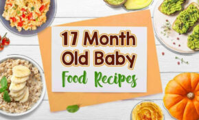 10 Month Old Baby Food Recipes – Yummy Baby Food Recipes