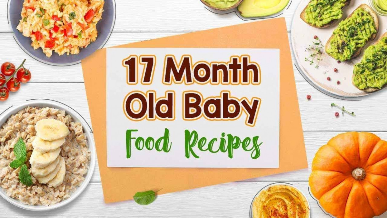 10 Month Old Baby Food Recipes - yummy baby food recipes