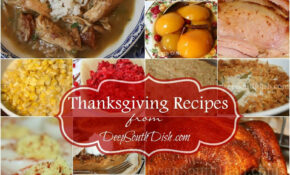 10 Most Popular Soul Food Thanksgiving Menu Ideas 2019 – Recipes Soul Food