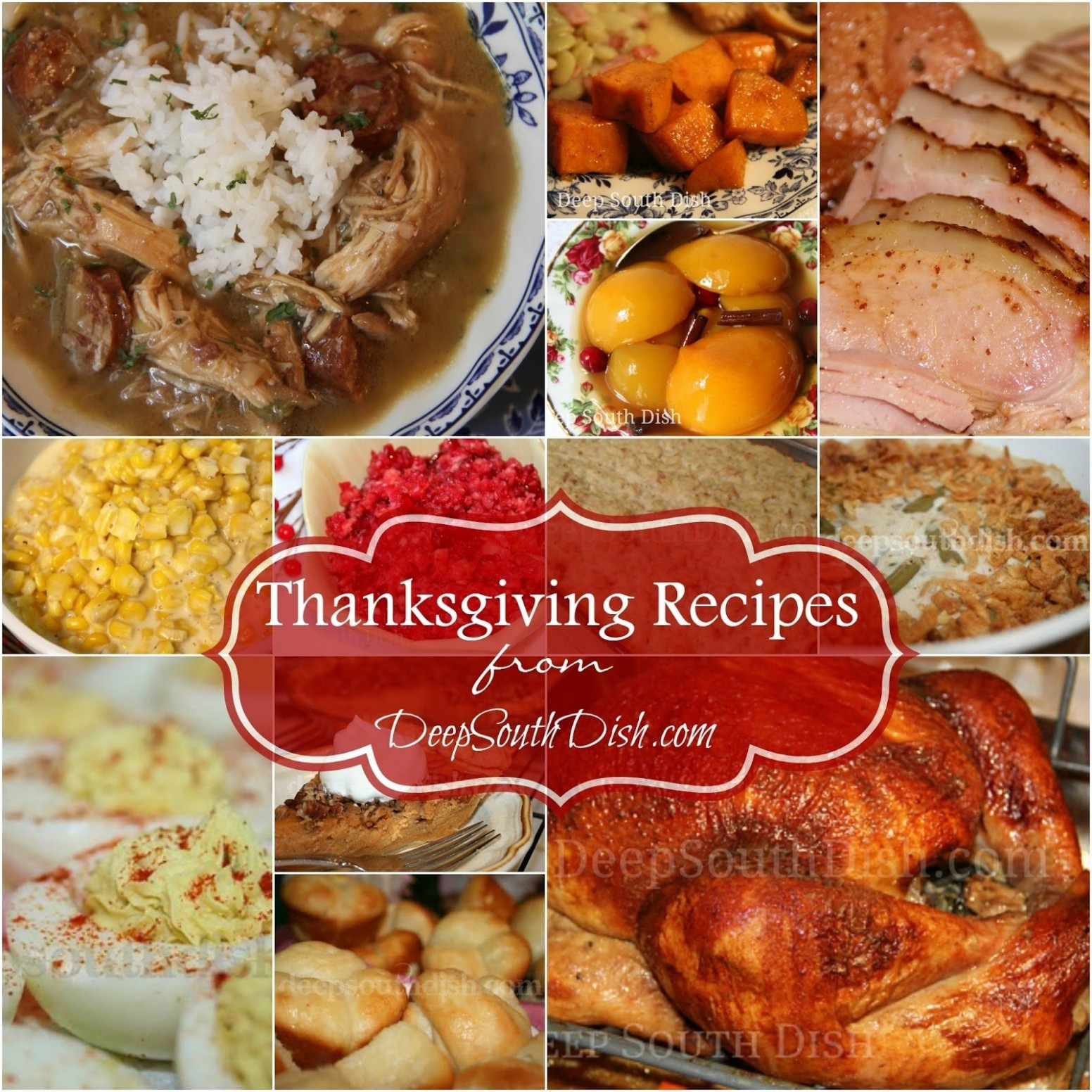 10 Most Popular Soul Food Thanksgiving Menu Ideas 2019 - Recipes Soul Food