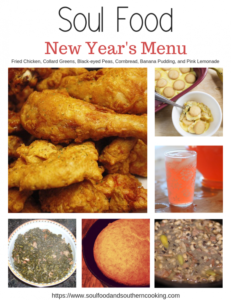 10 New Years Recipes [Southern Dinner Recipe Every Cook ..