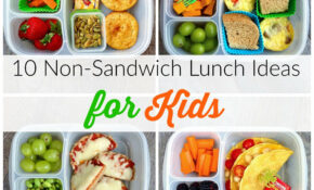 10 Non Sandwich Lunch Ideas For Kids | Healthy Ideas For Kids – Recipes For Lunch Healthy