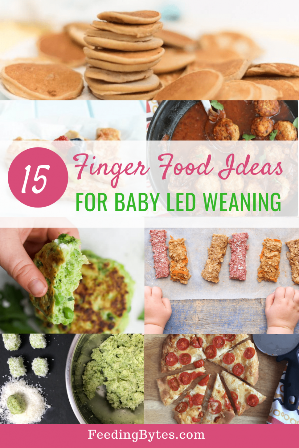 10 Nutritious Finger Food Recipes For Your Baby | Healthy ..
