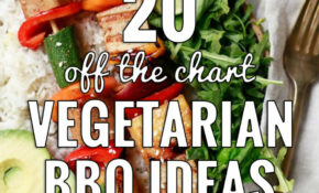 10 Off the Chart Vegetarian BBQ Ideas | grilling done right