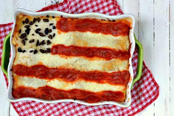 10 Patriotic Foods For 4th Of July - dinner recipes july