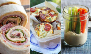 10 Perfect Picnic Recipes For A Delicious Family Day Out ..