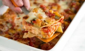 10 Quick And Easy Meatless Recipes For Lent – The Budget Diet – Recipes For Vegetarian Lasagna
