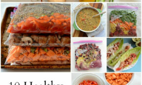 10 Quick And Healthy Freezer To Slow Cooker Meals (NO Prep ..