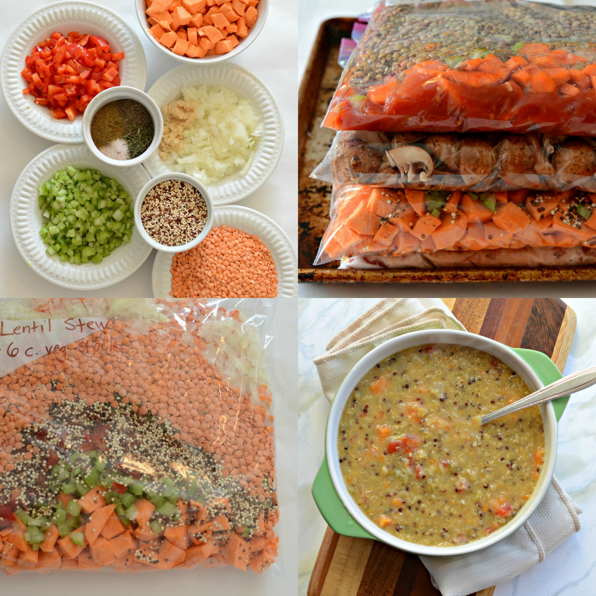 10 Quick and Healthy Freezer to Slow Cooker Recipes (NO ..