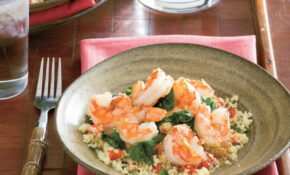 10 Quick-Fix Seafood Suppers