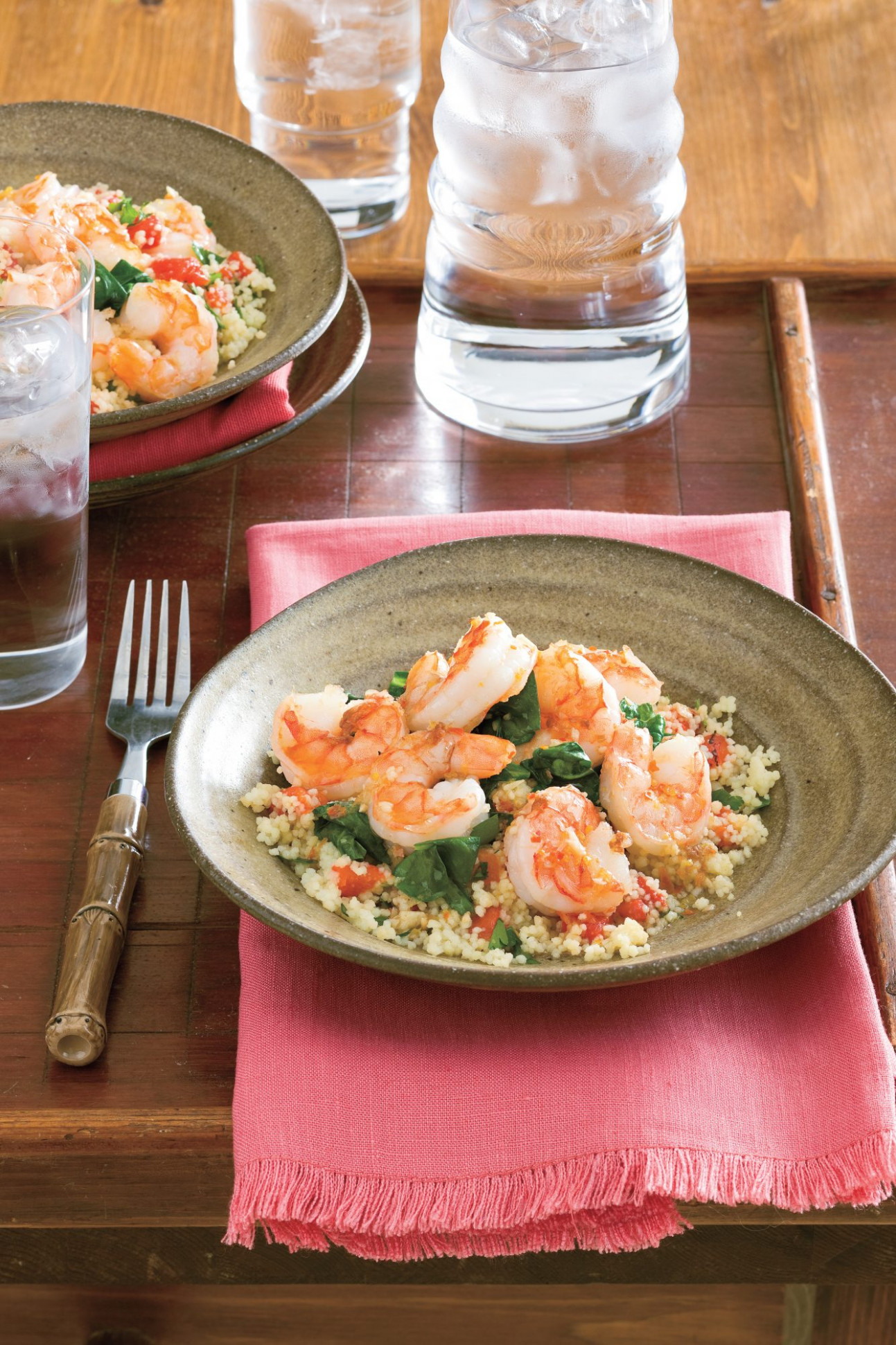 10 Quick-Fix Seafood Suppers - seafood recipes dinner