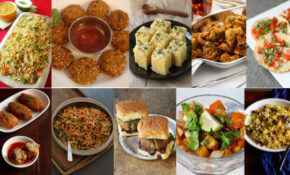 10 Quick Indian Snack Recipes – Quick Indian Food Recipes