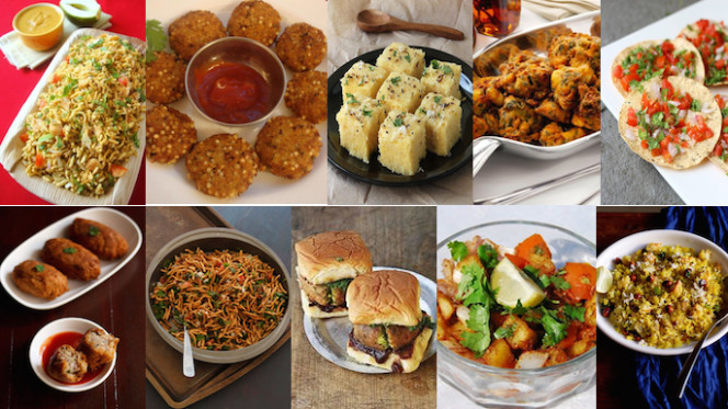 10 Quick Indian Snack Recipes - quick indian food recipes