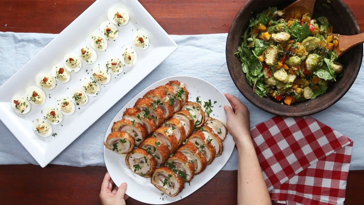 10 Recipes for a Tasty Dinner Party - gourmet finger food recipes