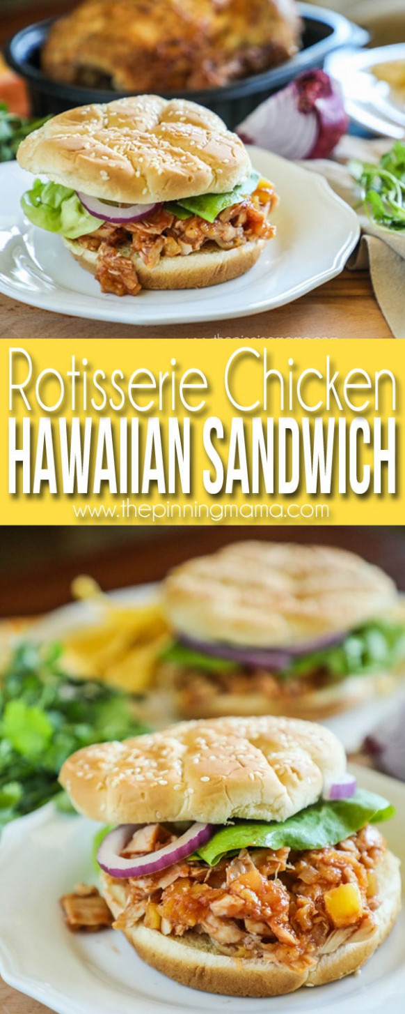 10 Seriously Tasty Leftover Rotisserie Chicken Recipes ..