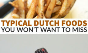 10 Typical Dutch Food You Must Try in the Netherlands by a ...