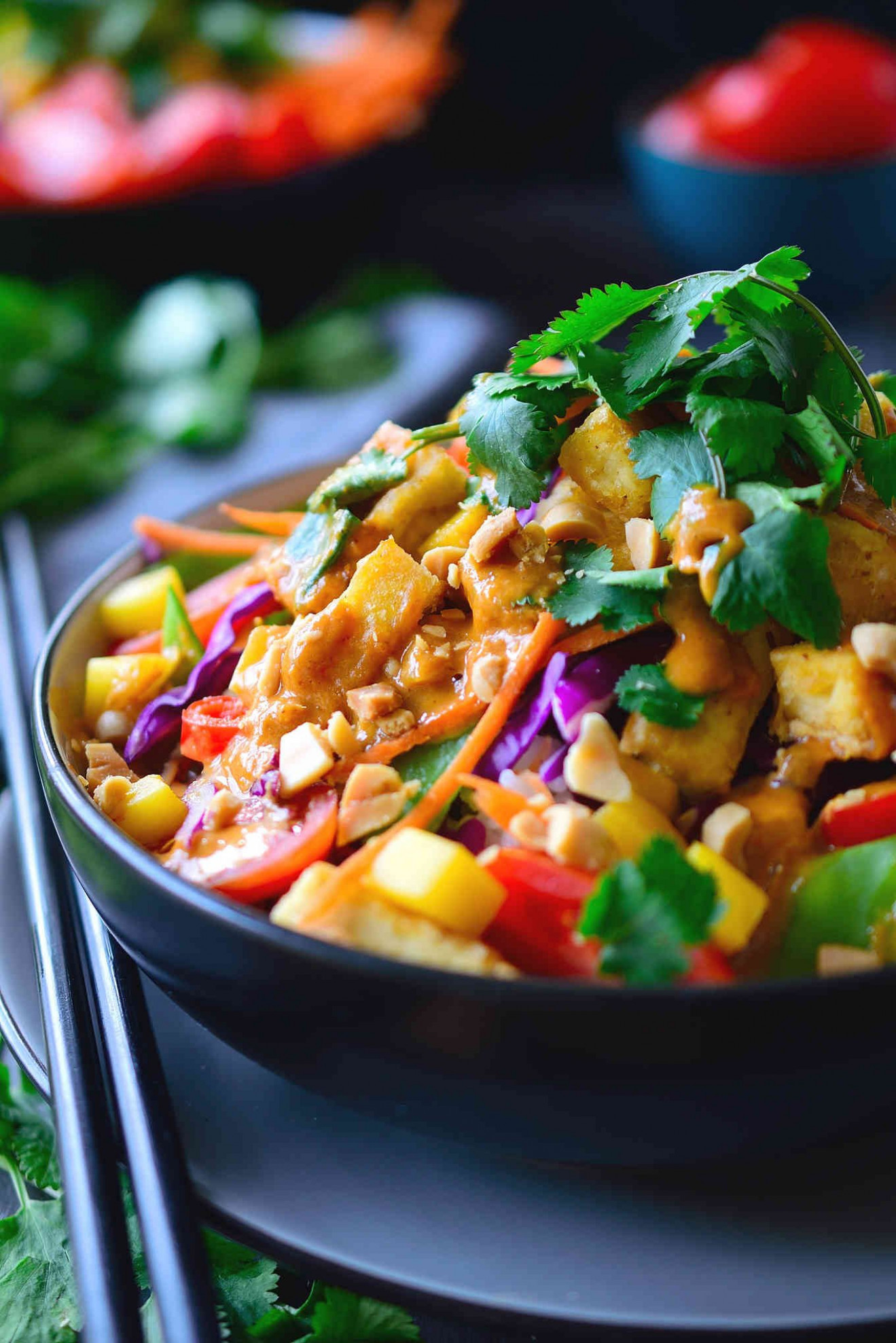 10 Vegan Bowl Recipes | The Stingy Vegan - rice bowl recipes vegetarian