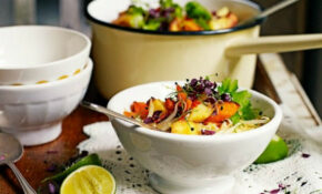 10 Vegetarian Christmas Dinner Ideas | Moral Fibres – UK ..