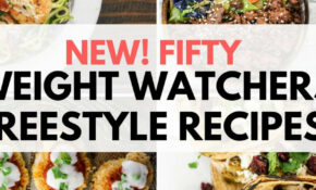 10 Weight Watchers Freestyle Recipes – Slender Kitchen – Weight Watchers Recipes Vegetarian