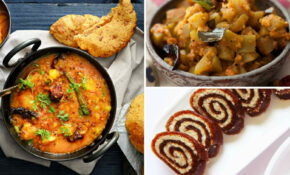 10 Wholesome Indian Dinner Recipes For Vegan Diet by ...