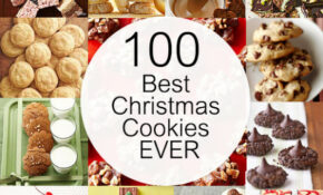 100 Best Christmas Cookies EVER | Better Homes & Gardens – The Best Xmas Food Ever Recipes
