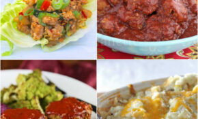 100 Easy Healthy Back To School Chicken Recipes – Jeanette ..