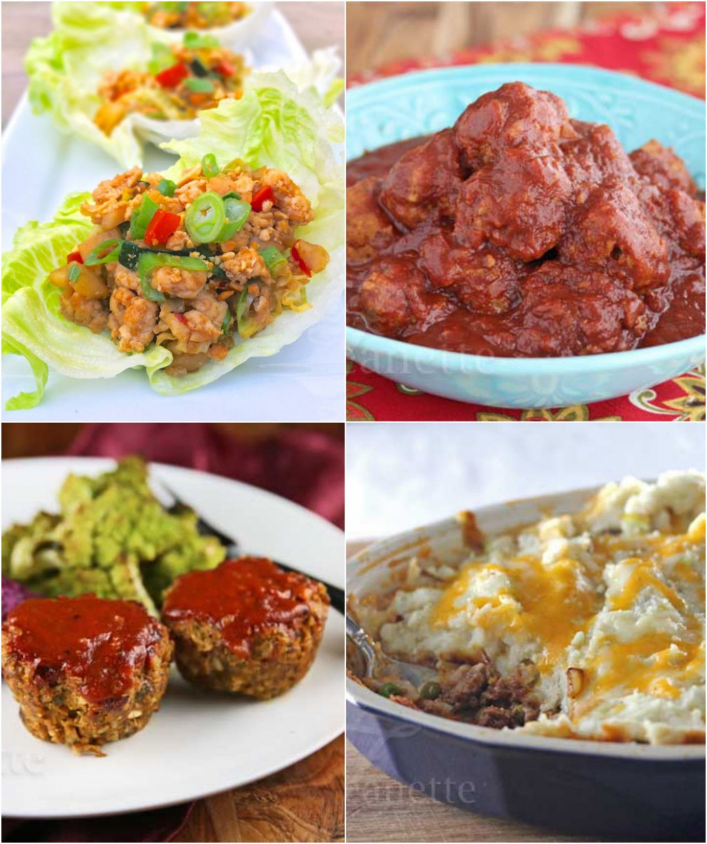 100 Easy Healthy Back-To-School Chicken Recipes - Jeanette ..