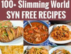 100 Slimming World Syn Free Recipes – Save Your Syns For ..