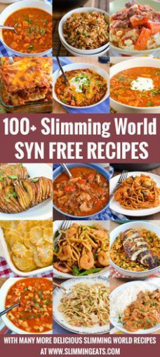 100 Slimming World Syn Free Recipes - save your syns for ..