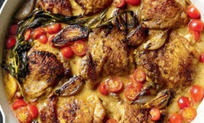 1000+ Ideas About Braised Chicken Thighs On Pinterest ..