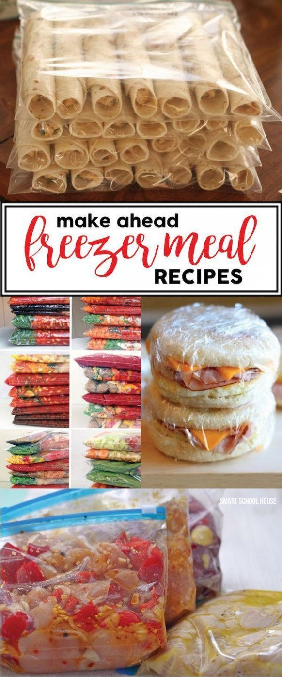 1000+ ideas about Homemade Frozen Meals on Pinterest ..