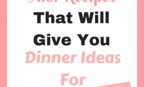 101 Aldi Recipes That Will Give You Dinner Ideas For ..
