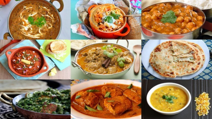 101 Amazing Indian Recipes | Recipes | Food Network UK - Indian Food Recipes With Pictures