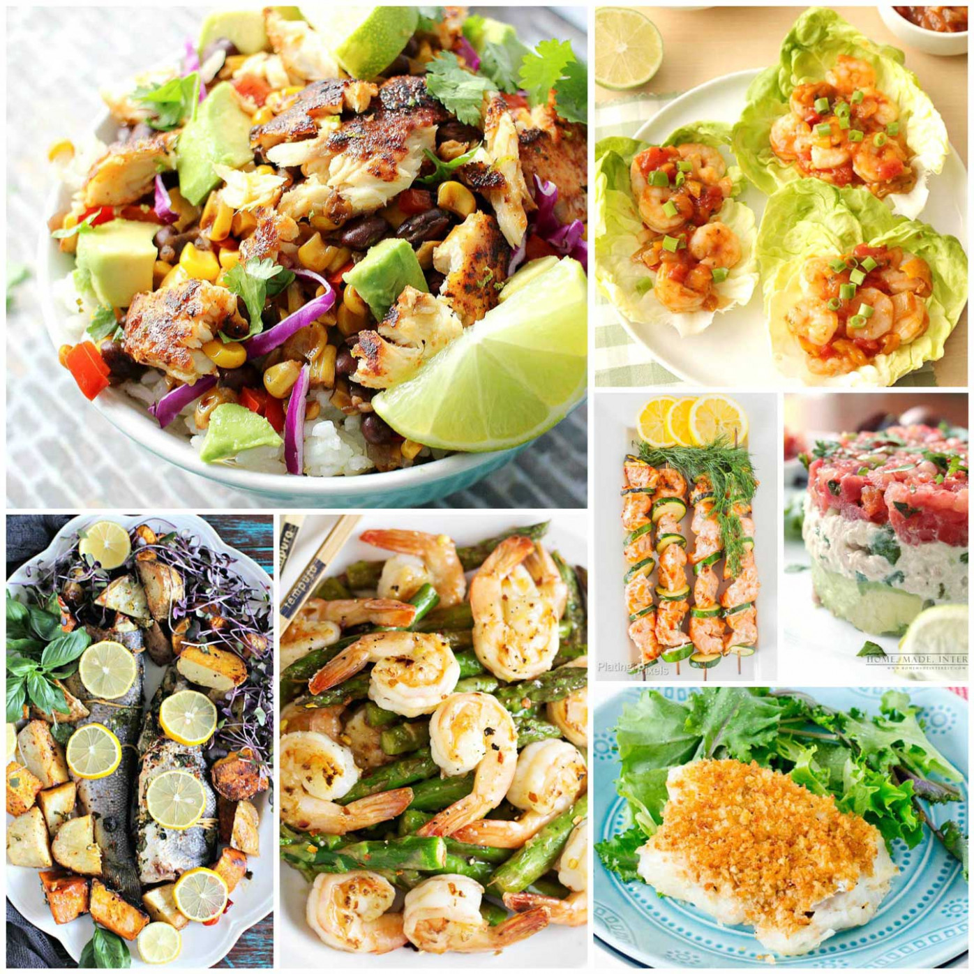 11 All-Time Best Healthy, Easy Seafood and Fish Recipes - quick recipes dinner for two