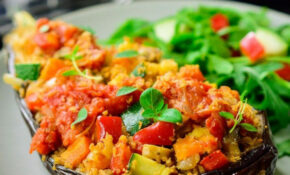 11 AMAZING Vegan Eggplant Recipes | My Darling Vegan ...