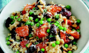 11 Amazing Vegetarian Recipes For Athletes | Nutrition ..