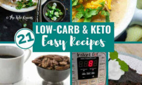 11 Best Low Carb Keto Instant Pot Recipes — Sweet AND Savoury!!! – Chicken Recipes No Carbs