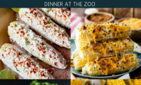 11 Corn On The Cob Recipes – Dinner At The Zoo – Unique Recipes Dinner