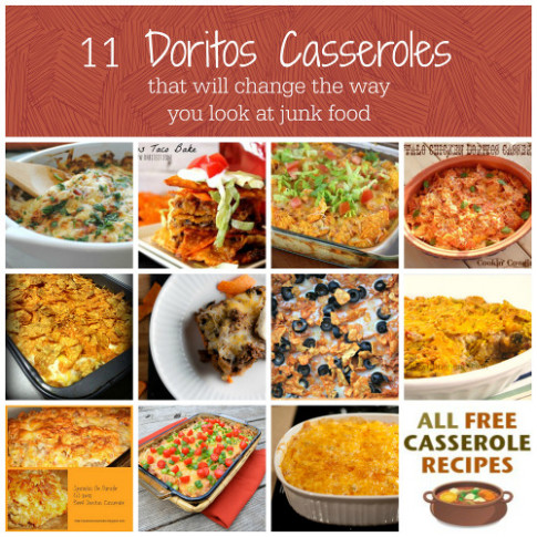 11 Doritos Casseroles That Will Change the Way you Look at ..