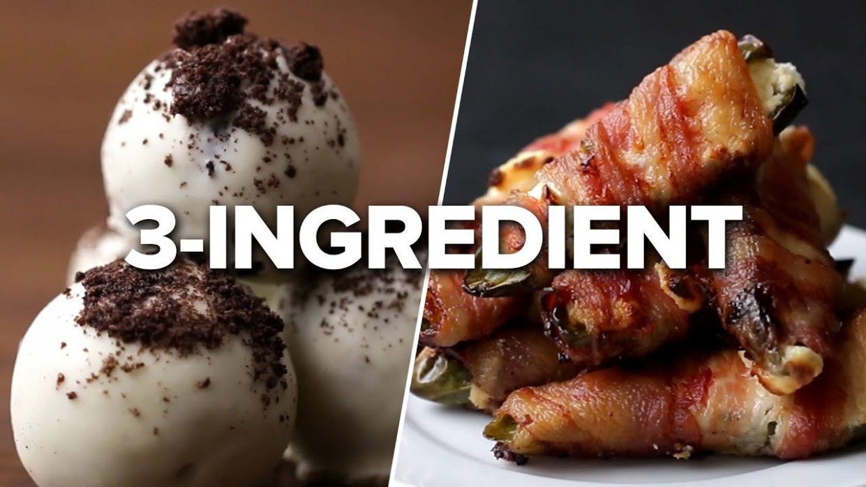 11 Easy 11-Ingredient Recipes - recipes for food