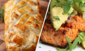 11 Easy And Fancy Dinner Recipes • Tasty