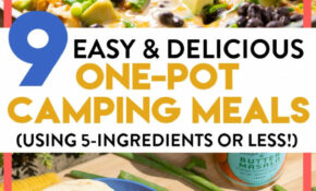 11 Easy & Delicious 11 Ingredient (Or Less!) One Pot Camping ..