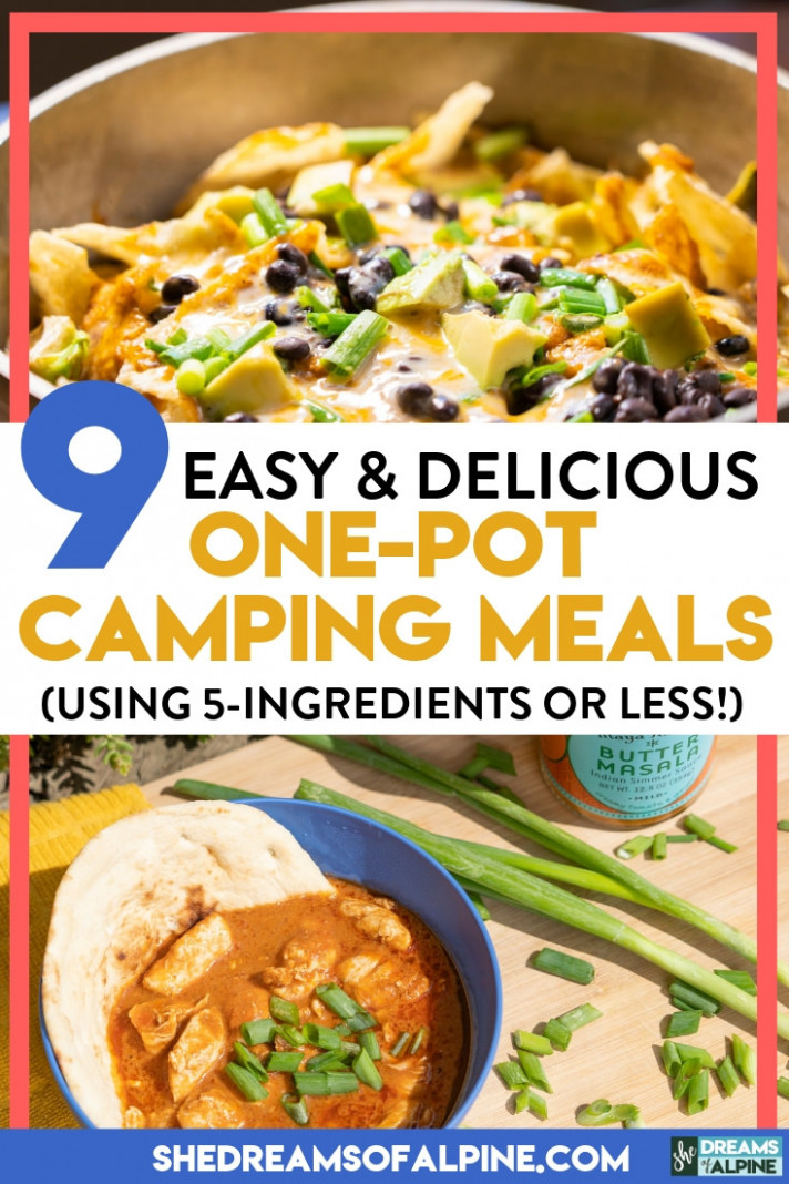 11 Easy & Delicious 11-Ingredient (Or Less!) One-Pot Camping ..