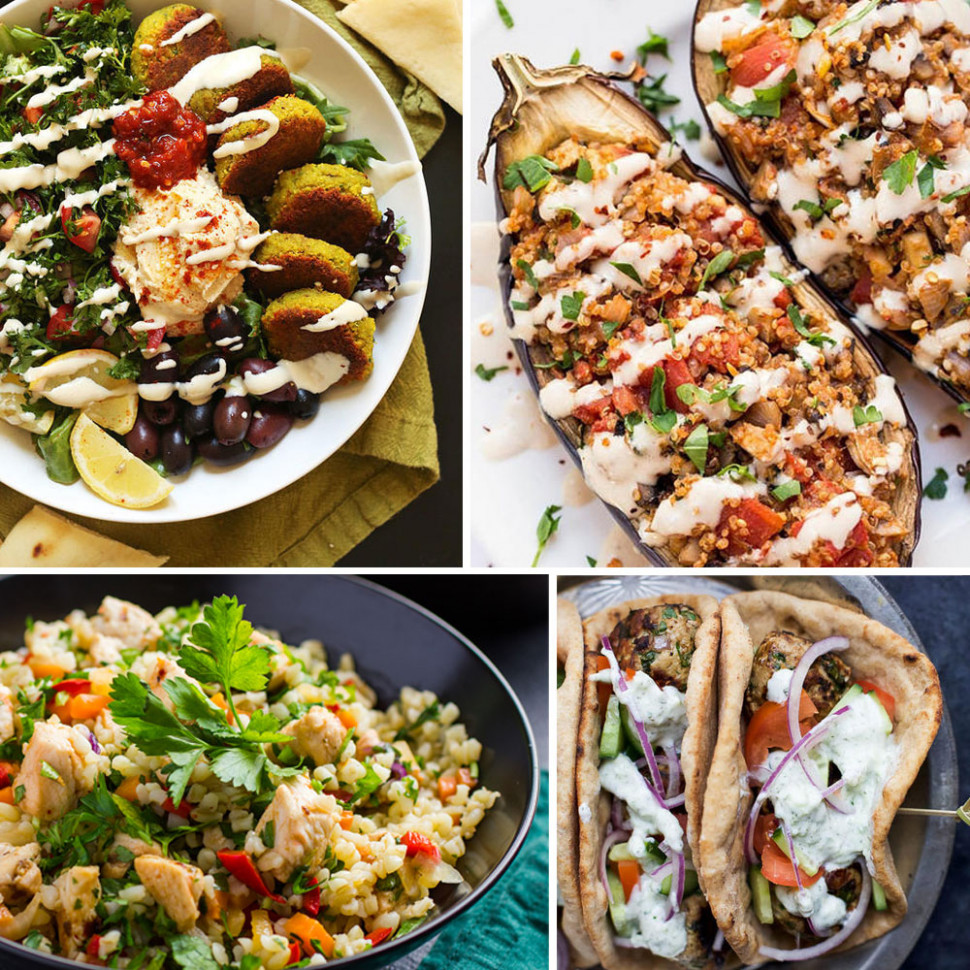 11 Easy Mediterranean Diet Recipes and Meal Ideas | Shape - dinner recipes high in fiber