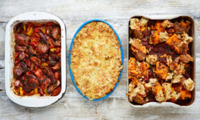 11 Easy Oven Recipes From Celebrity Chef Jamie Oliver – Top11 – Tray Bake Recipes Dinner