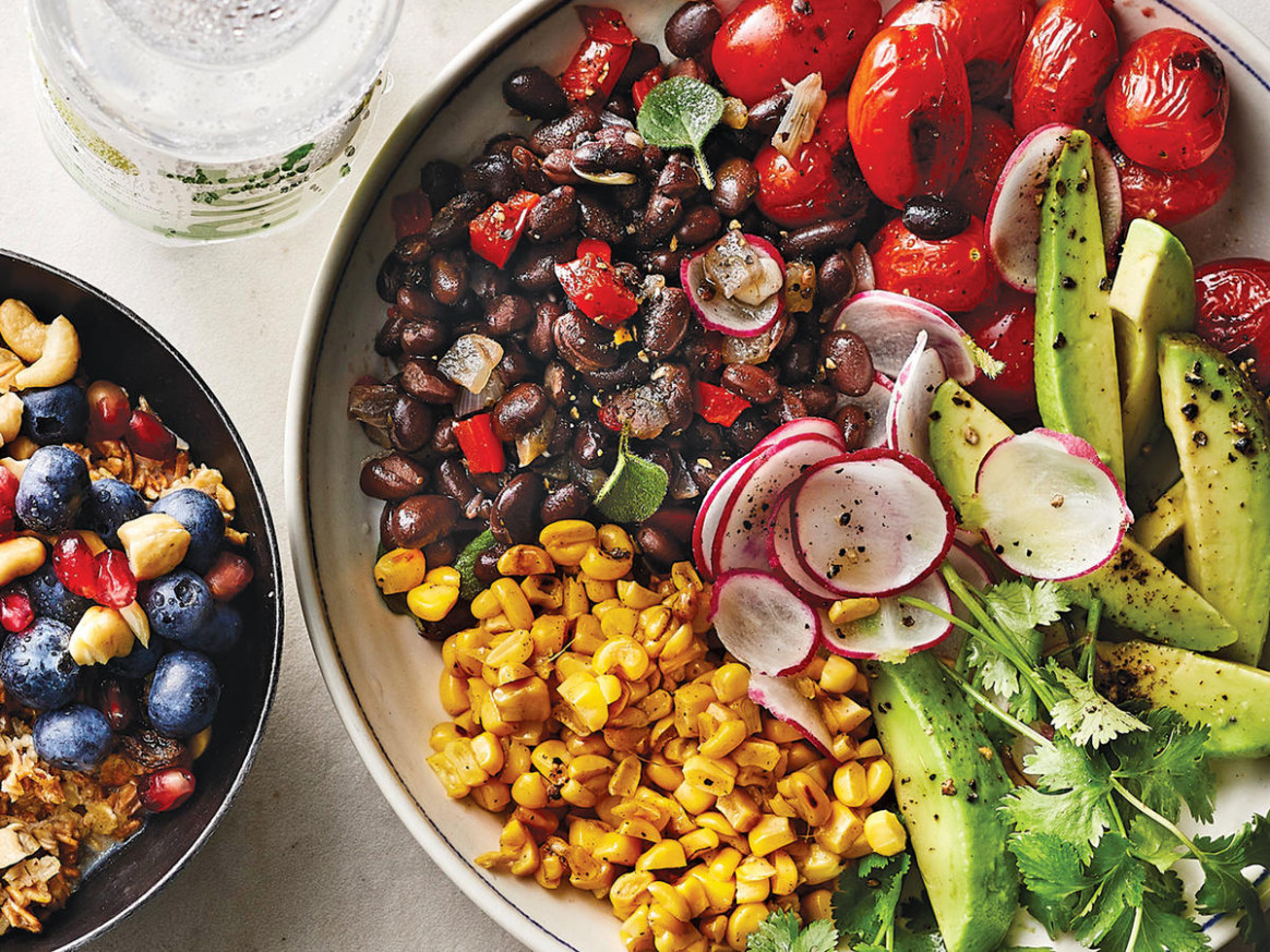 11 Easy Vegetarian Recipes - Cooking Light - recipes ideas for vegetarian