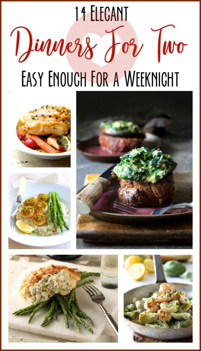 11 Elegant Dinners for Two Easy Enough for a Weeknight ..