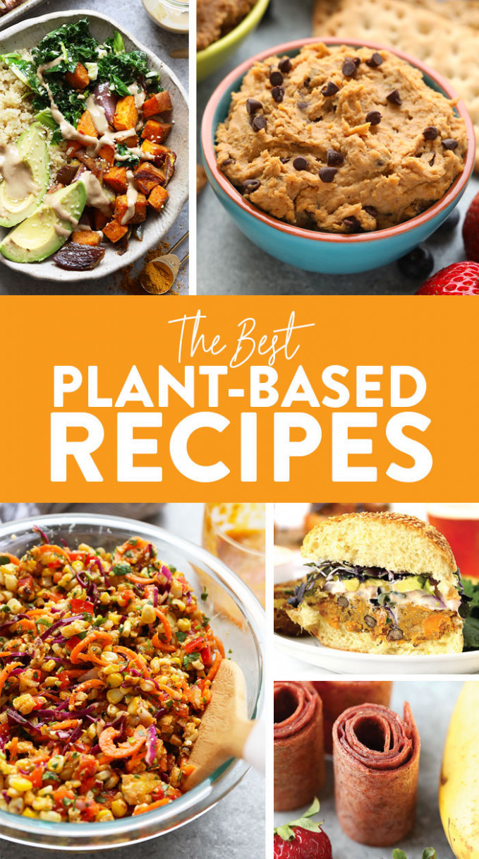 11 Extraordinary Plant Based Recipes - Fit Foodie Finds - recipes vegetarian no egg