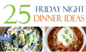 11 Friday Night Dinner Ideas | Om Nom Nom Nom… | Pinterest ..